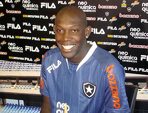 Somália jogador do Botafogo