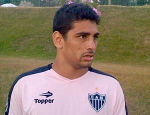 Diego Souza treino Atlético-MG