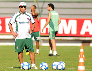 Muricy Ramalho Fluminense, treino