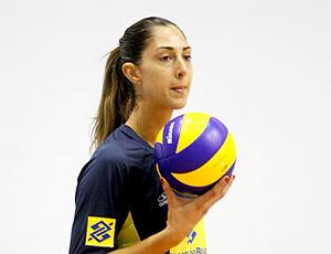 Carol Gattaz seleção vôlei Saquarema