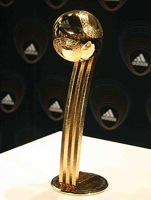 troféu  Bola de Ouro Copa do Mundo