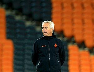 Bert Van Marwijk holanda treino