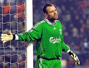 Diego Cavalieri, goleiro do Liverpool