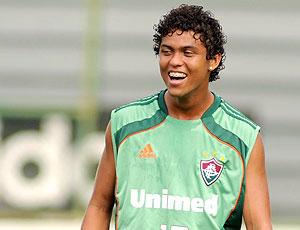 Dieguinho treino Fluminense