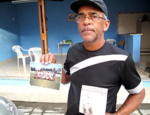 Edson Alves, primeiro treinador de Bruno