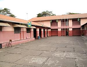 Escola José Pedro Pereira, onde Bruno estudou