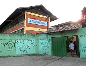Escola Armond, onde Bruno estudou