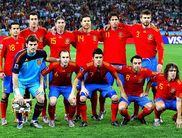 9f9a0d9382 Espanha segue no topo da lista de seleções da Uefa  Holanda é vice ...