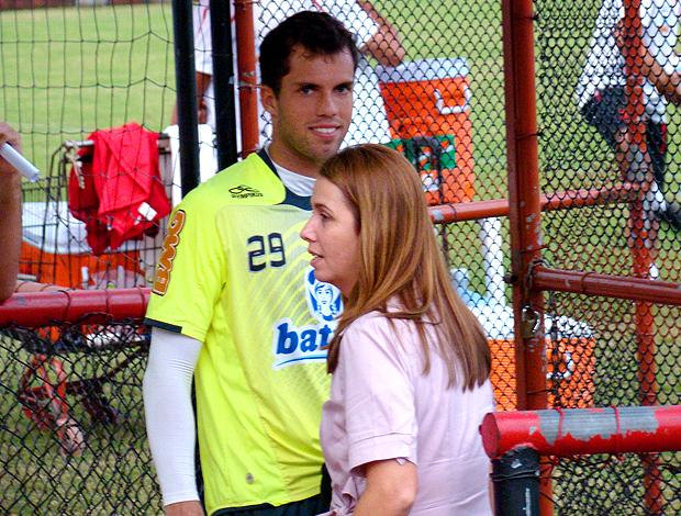 Marcelo Lomba e Patrícia Amorim