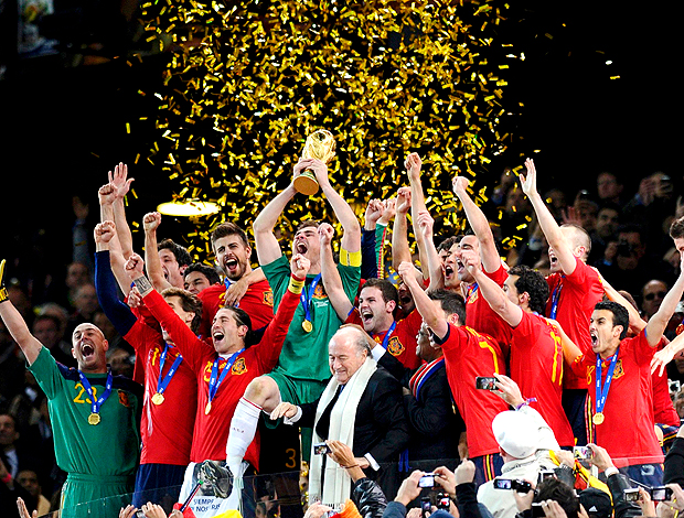Espanha Campeã mundia