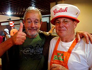 Antônio e Jan Derks, holambra
