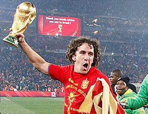 60fd34d343 Seleção espanhola ganha o prêmio Príncipe de Astúrias 2010 ...