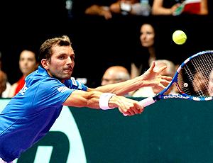 Julien Benneteau tênis Copa Davis