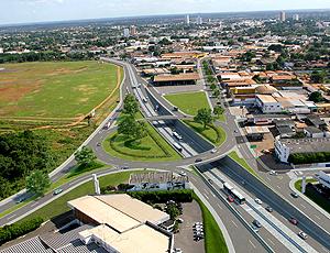 Avenida FEB Aeroporto de Cuiabá para a Copa 2014