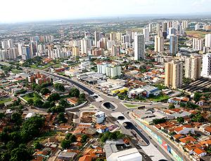 Avenida Jurumirim de Cuiabá para a Copa 2014
