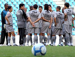 Joel Santana treino Botafogo