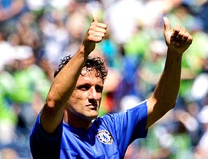 Belletti, novo jogador Fluminense
