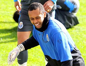 Helton, goleiro do Porto (Foto: AP)