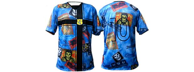 Camisa Brasiliense