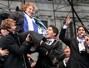 Festa Uruguai Forlan