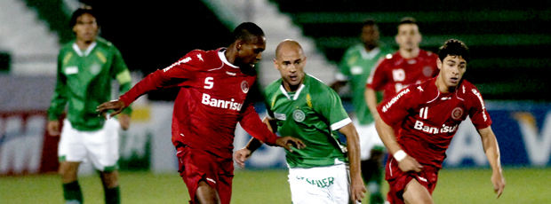 Internacional x Guarani