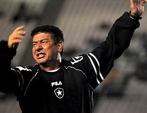 Joel Santana Botafogo x Flamengo