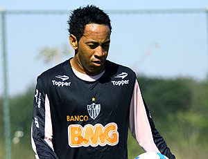 Júnior treino Atlético-MG