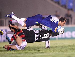 Marcelo lomba Flamengo x Botafogo