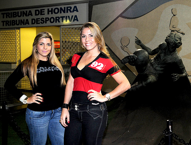 Musas Flamengo Botafogo 2009