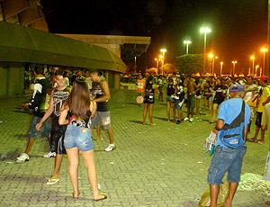 Propaganda política Castelão Ceará