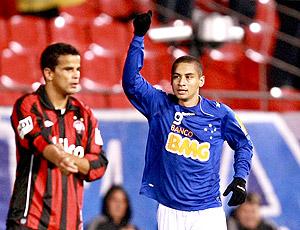 Wellington Paulista Cruzeiro Atlético-PR