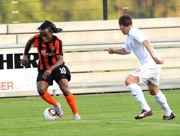 Willian  jogo Shakhtar Donetsk