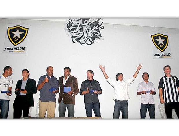 Comemoração aniversário Botafogo DF