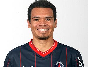 Marcos Ceará, jogador do Paris Saint Germain