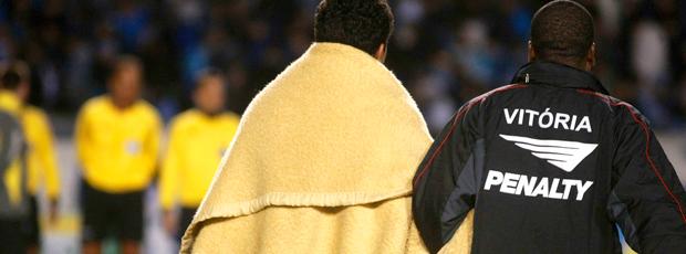 Cobertor, Grêmio e Vitória