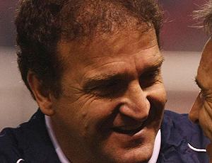 Cuca, técnico Cruzeiro jogo Atlético Paranaense