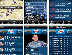 aplicativo stock car iphone