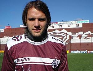 Jadson Viera jogador Lanús