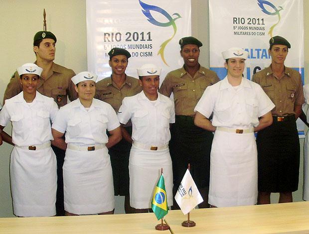 jogos mundiais militares atletas