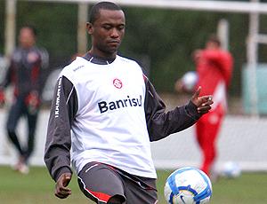 Kleber, jogador Internacional