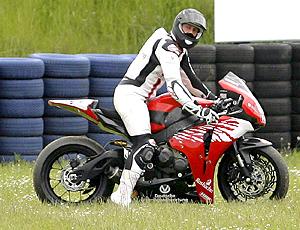 Schumacher moto
