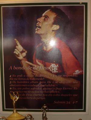 Quadro Paulo Sérgio Flamengo