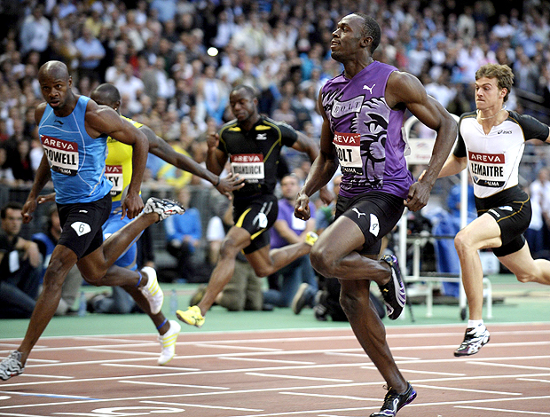 Usain Bolt atletismo Paris Diamond League