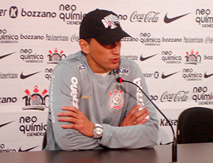 Bodadilla, goleiro do Corinthians
