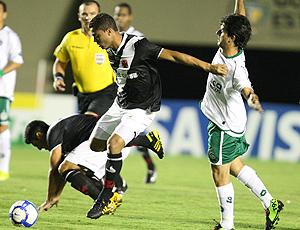 Hugo, Goiás jogo contra o Vasco