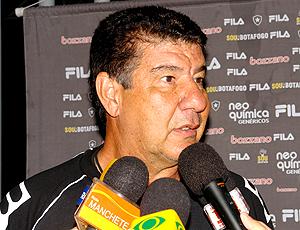 Joel Santana, Botafogo