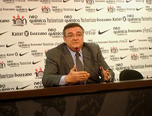 Mário Gobbi, diretor do Corinthians
