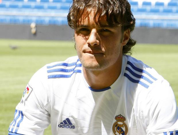 Pedro León apresentação Real Madrid