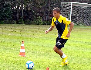 Carleto, São paulo (Foto: Divulgação / site oficial do São Paulo)