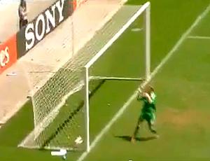 gol não assinalada frança alemanha sub-20